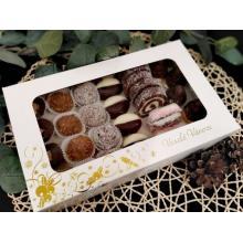 Vánoční cukroví NEPEČENÉ 2020 0,5KG Cukrárna Family