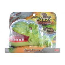 Hra Zuby dinosaura