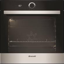 Trouba Brandt BXP 5531X nerez vestavná