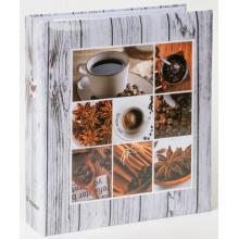 Fandy Fotoalbum samolepicí DRS-50 Coffee 2 šedé