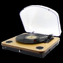 Gramofon s USB Denver VPL-210 WOOD