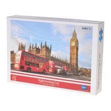 81256 Puzzle 70x50cm doucledecker 1000 dílků