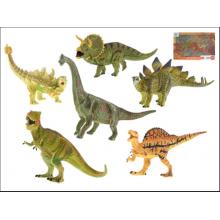 Sada dinosauři 19-26cm 6ks