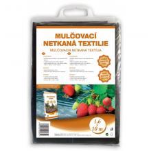 Agro Textilie černá netkaná 1,6x10m