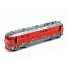 Rappa lokomotiva plastová se zvukem a světlem