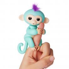 ORBICO Fingerlings Opička Zoe tyrkysová