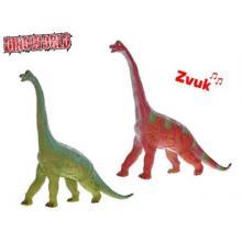 Dinosaurus Brachiosaurus 58cm na baterie se zvukem