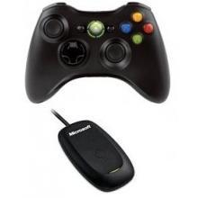 Xbox 360 & PC Wireless Controller for Windows Black