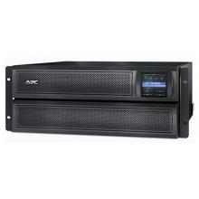 APC Smart-UPS X 2200VA (1980W) Rack 4U/Tower LCD, hloubka 483 mm
