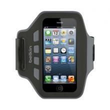 Belkin iPhone 5/5s/5c sportovní pouzdro Slim-Fit Plus, černé