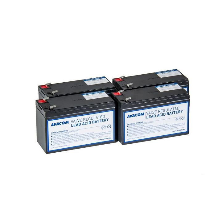 AVACOM náhrada za RBC133 - bateriový kit pro renovaci RBC133 (4ks baterií)