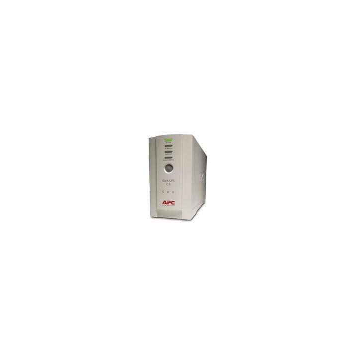 APC Back-UPS CS 500EI (300W)