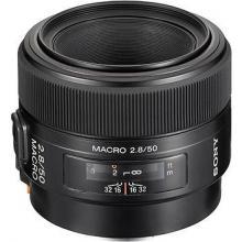 SONY objektiv 50mm F2.8 makro
