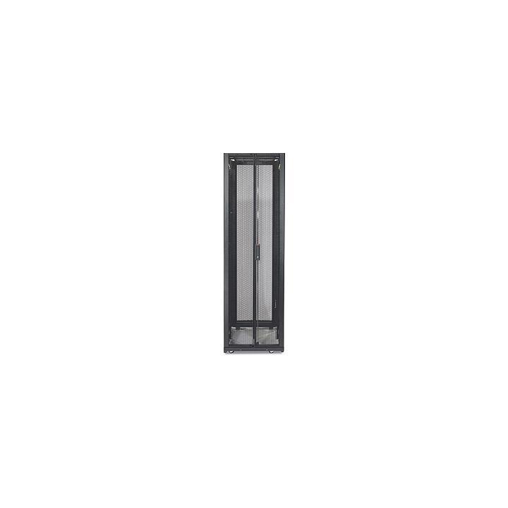 APC NetShelter SX 42UX600X1070 černý, s boky a dveřmi