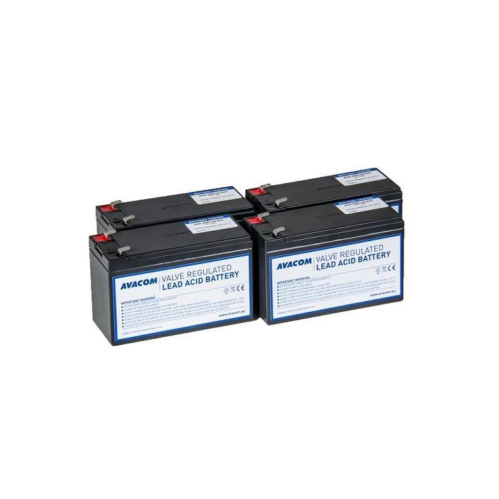 AVACOM náhrada za RBC24 - bateriový kit pro renovaci RBC24 (4ks baterií)