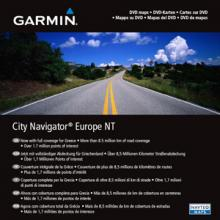 Garmin CityNavigator® NT Europe DVD