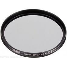Canon 58mm PL-C B polarizační filtr