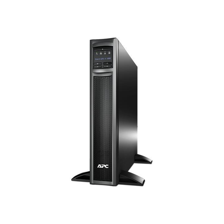 APC Smart-UPS X 1000VA (800W) Rack 2U/Tower LCD, hl. 49 cm