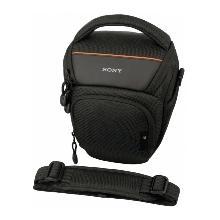 SONY LCS-AMB - Měkké pouzdro chrání fotoaparát i nasazený objektiv se standardním zoomem