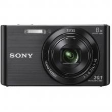 SONY DSC-W830B 20,1 MP, 8x zoom, 2,7 Digitální fotoaparát