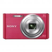 SONY DSC-W830P 20,1 MP, 8x zoom, 2,7 Digitální fotoaparát