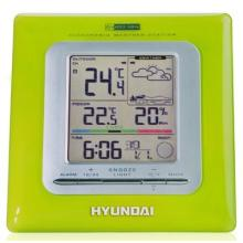 Hyundai WSC 2909 G, zelená Meteorologická stanice
