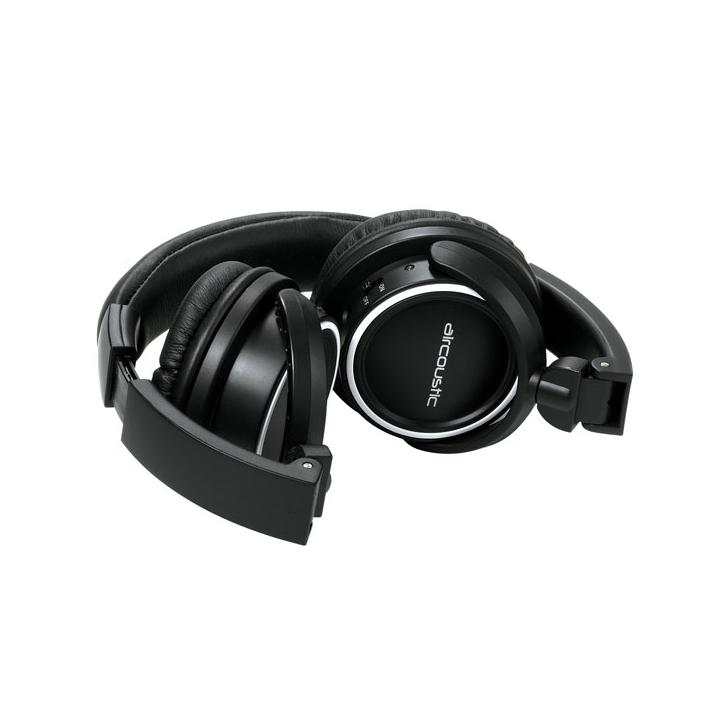 Aircoustic BTHP200 Bluetooth sluchátka