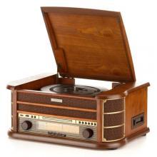 Hyundai RTCC 513 RIP O RETRO, FM Gramofon s CD