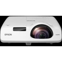 EPSON 3LCD/3chip projektor EB-520 1024x768 XGA/2700 ANSI/16000:1/HDMI/LAN/1x16W Repro/optionWi-fi/(EB520)