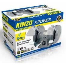 Kinzo 150W X-POWER Stolní bruska 150mm 71797