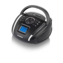 Hyundai TR 1088 SU3BS MP3/USB/SD Radiopřijímač