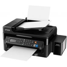 EPSON L565- A4/27-15ppm/4ink/Fax/Wi-Fi/CISS Multifunkce