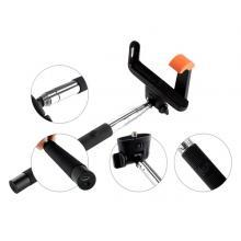 GoGEN 2 Selfie tyč teleskopická, bluetooth, černá GOGBTSELFIE2B
