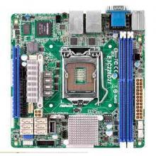 ASRock E3C226D2I, s1150, H3 (LGA 1150), 2xDIMM DDR3 1600/1333, 1xPCIe3.0x16, 6SATA3, Dual GLAN, 4xUSB3.0, mITX