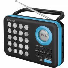 Sencor SRD 220 BBU RÁDIO S USB/MP3 modré