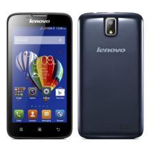 Lenovo A328 Dual Sim mobilní telefon + zadní kryt a fólie - černý