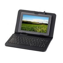 Pouzdro na tablet GoGEN polohovací se zabudovanou klávesnicí - univerzal 7