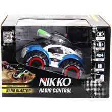 Auto NIKKO RC VaporizR NANO BLASTER - modrý menší 910025A