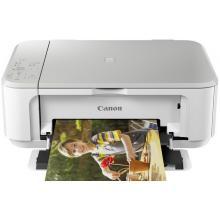 Canon PIXMA MG3650 - PSC/Wi-Fi/AP/Duplex/4800x1200/USB white Multifunkční tiskárna