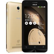 ASUS ZenFone C Z2520/8G/1G/3G/A4.4 zlatý Mobilní telefon