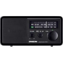 Sangean WR-11 Radio barva černý