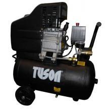 Tuson - olejový kompresor 1,5kW; 2,0HP; 24l (130002)