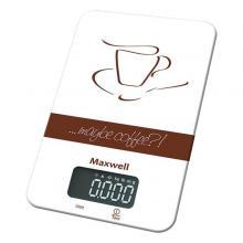 Maxwell MW-1464 BN Kuchyňská váha