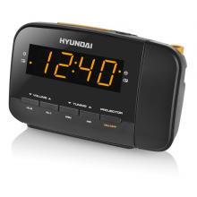 Hyundai RAC 481 PLLBO, černý/oranžový Radiobudík