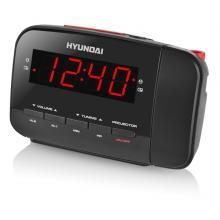 Hyundai RAC 481 PLLBR, černý/červený Radiobudík