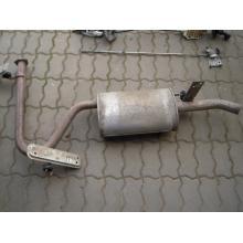 Výfuk na Peugeot Boxer 13