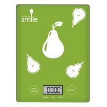 MPM SWK-1/4 kuchyňská váha Smile - zelená
