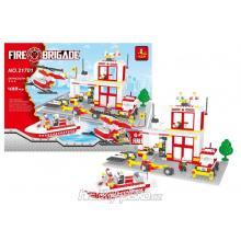 Ausini hasičská stanice 21701 Stavebnice