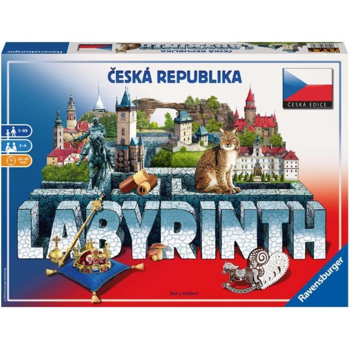 Ravensburger Labyrinth: Česká Republika