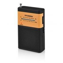 Hyundai PPR 310 BO, černý/oranžový Radiopřijímač